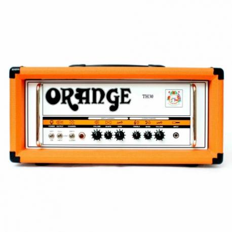 Amplificador de Guitarra ORANGE AMPLI. GUITARRA ELEC. ORANGE, 30W MOD. TH30H  8000145 - Envío Gratuito