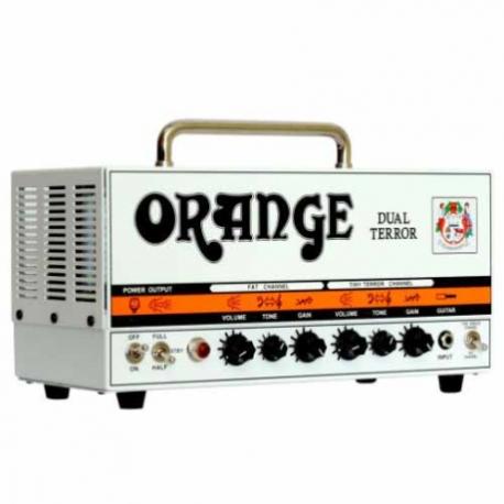 Amplificador de Guitarra ORANGE AMPLI. GUITARRA ELEC. ORANGE DUAL TERROR,30 MOD. DT30H  8000146 - Envío Gratuito