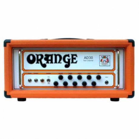 Amplificador de Guitarra ORANGE AMPLI. GUITARRA ELEC. ORANGE, 30W MOD. AD30HTC  8000147 - Envío Gratuito