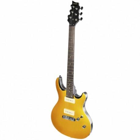 Guitarra Eléctrica MARS GUITARRA MARS ELECTRICA ROCK EL DORADO  ISMASROCKELDORGLI - Envío Gratuito