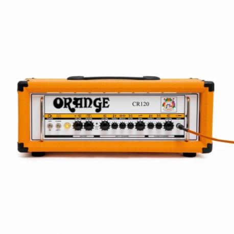 Amplificador de Guitarra ORANGE AMPLI. GUITARRA ELEC. ORANGE CRUSH, 120W MOD. CR120H 8000154 - Envío Gratuito