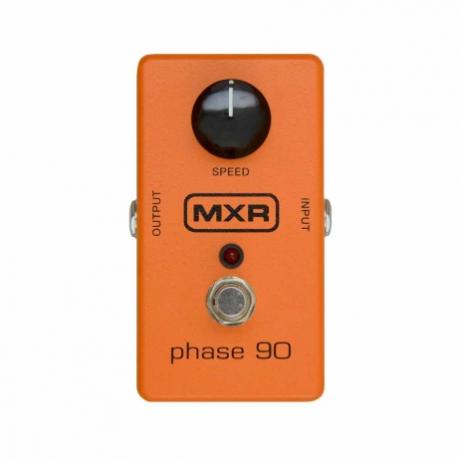 Efectos para Guitarra DUNLOP PEDAL EFECTO DUNLOP MXR PHASE 90 MOD. M101  8302620 - Envío Gratuito