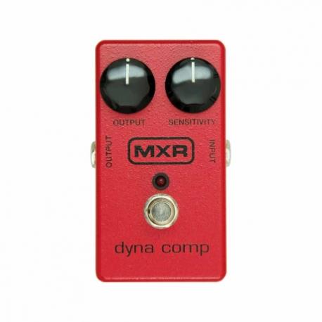 Efectos para Guitarra DUNLOP PEDAL EFECTO DUNLOP MXR DYNA COMP MOD. M102 8302637 - Envío Gratuito