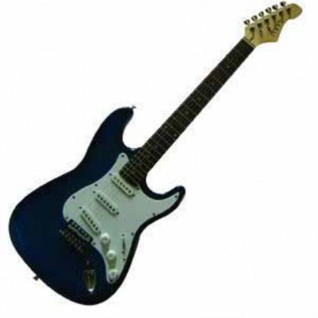 Guitarra Eléctrica MARS GUITARRA MARS ELECTRICA ROCK ST FM  ISMASROCKSTFMBBB - Envío Gratuito
