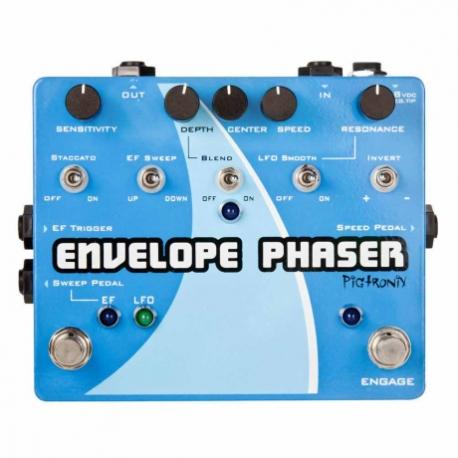Efectos para Guitarra PIGTRONIX PEDAL EFECTO PIGTRONIX ENVELOPE PHASER MOD. EP2  8303314 - Envío Gratuito