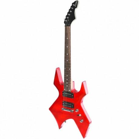 Guitarra Eléctrica MARS GUITARRA MARS ELECTRICA VAMPER  ISMASVAMPERMRD - Envío Gratuito
