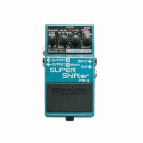 Efectos para Guitarra BOSS PEDAL EFECTO SUPER SHIFTER MOD. PS-5  8303053 - Envío Gratuito