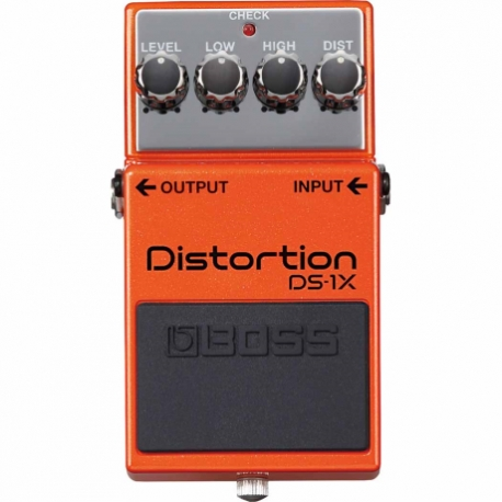 Efectos para Guitarra BOSS PEDAL EFECTO DISTORTION MOD. DS-1X 8304003 - Envío Gratuito
