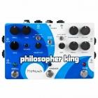 Efectos para Guitarra PIGTRONIX PEDAL EFECTO PIGTRONIX PHILOSOPHER KING MOD. EGC  8303317