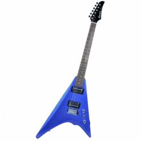 Guitarra Eléctrica CRUZER GUITARRA CRUZER ELECTRICA RV-800  ISCRZRV800MDB - Envío Gratuito