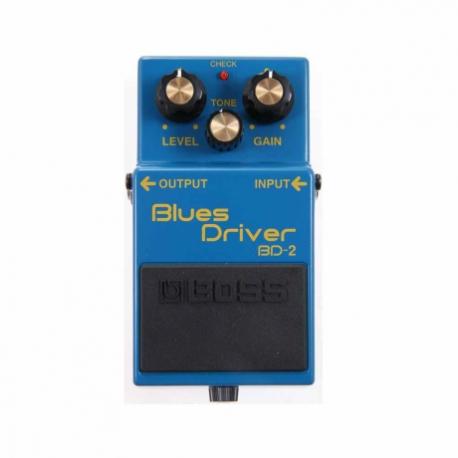 Efectos para Guitarra BOSS PEDAL EFECTO BLUES DRIVER MOD. BD-2 8303131 - Envío Gratuito