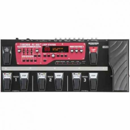 Efectos para Guitarra BOSS PEDAL EFECTO LOOP STATION MOD. RC-300  8302988 - Envío Gratuito