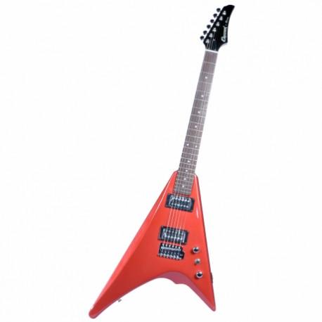 Guitarra Eléctrica CRUZER GUITARRA CRUZER ELECTRICA RV-800  ISCRZRV800MRD - Envío Gratuito