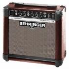 Amplificador de Guitarra BEHRINGER COMBO BEHRINGER P/GUITARRA MOD. AT108  ICBEHAT108