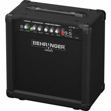 Amplificador de Guitarra BEHRINGER COMBO BEHRINGER P/GUITARRA MOD. VT15CD  ICBEHVT15CD - Envío Gratuito