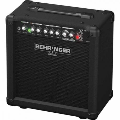 Amplificador de Guitarra BEHRINGER COMBO BEHRINGER P/GUITARRA MOD. VT15FX  ICBEHVT15FX - Envío Gratuito