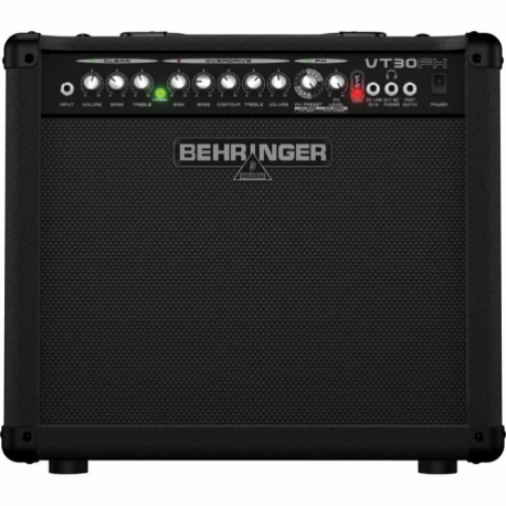 Amplificador de Guitarra BEHRINGER COMBO BEHRINGER P/GUITARRA MOD. VT30FX  ICBEHVT30FX - Envío Gratuito