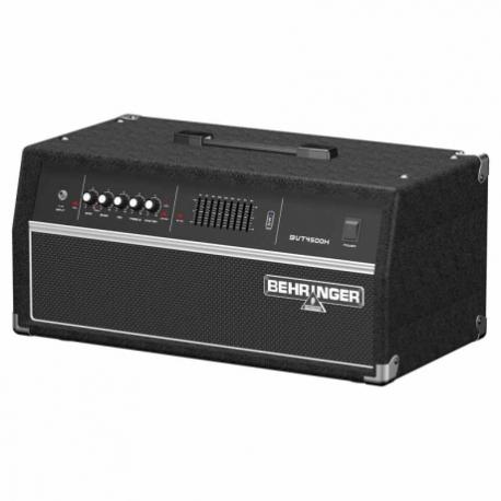 Amplificador de Bajo BEHRINGER AMPLIFICADOR BEHRINGER P/BAJO BVT4500H ICBEHBVT4500H - Envío Gratuito