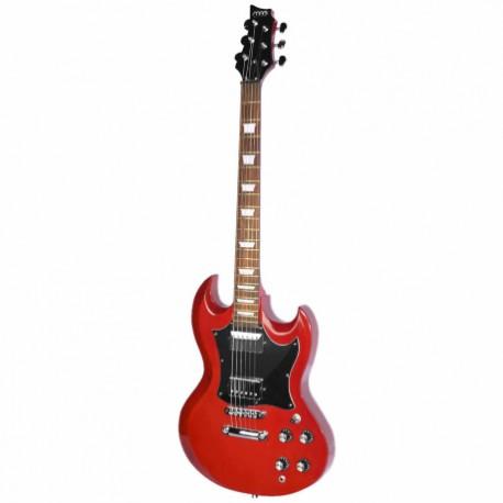 Guitarra Eléctrica MARS GUITARRA MARS ELECTRICA BLUES SG ISMASBLUESSGWRD - Envío Gratuito