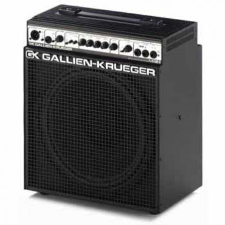 Amplificador de Bajo GALLIEN-KRUEGER COMBO GK P/BAJO MOD. MB150S 112 III  ICGKRMB150S112 - Envío Gratuito