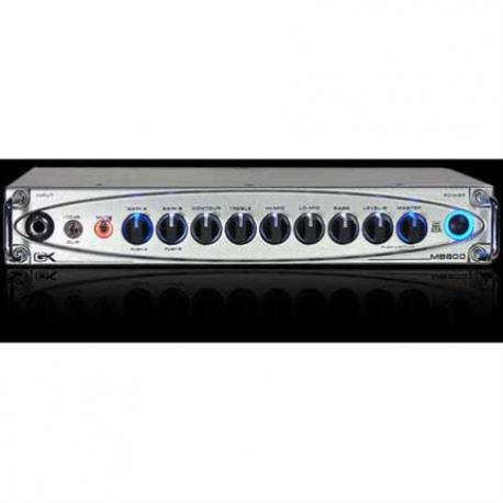Amplificador de Bajo GALLIEN-KRUEGER AMPLIFICADOR GK P/BAJO MOD. MB 800  ICGKRMB800 - Envío Gratuito