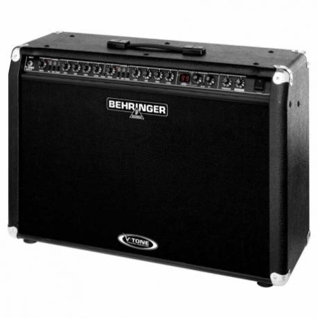Amplificador de Guitarra BEHRINGER COMBO BEHRINGER P/GUITARRA MOD. GMX212  ICBEHGMX212 - Envío Gratuito
