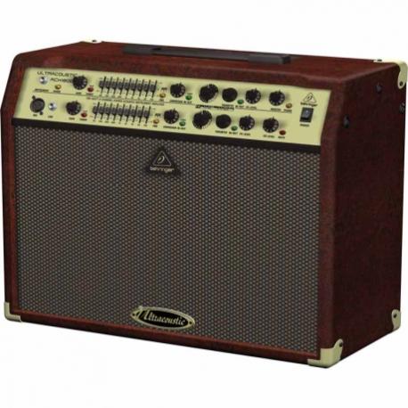Amplificador de Guitarra BEHRINGER COMBO BEHRINGER P/GUITARRA MOD. ACX1800  ICBEHACX1800 - Envío Gratuito