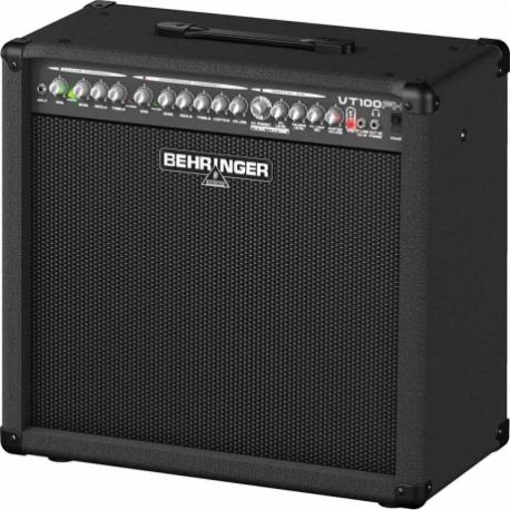 Amplificador de Guitarra BEHRINGER COMBO BEHRINGER P/GUITARRA MOD. VT100FX  ICBEHVT100FX - Envío Gratuito