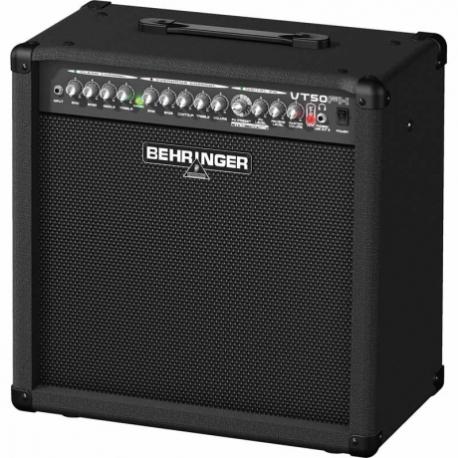 Amplificador de Guitarra BEHRINGER COMBO BEHRINGER P/GUITARRA MOD. VT50FX  ICBEHVT50FX - Envío Gratuito