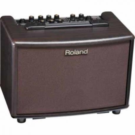 Amplificador de Guitarra ROLAND COMBO GUITARRA ACUSTICA 30W.(15+15W) MOD. AC-33-RW  8003184 - Envío Gratuito