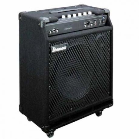 """Amplificador de Guitarra IBANEZ COMBO BAJO ELEC. SOUNDW65W1X12"""" MOD. SW65-N  8002272 - Envío Gratuito"""