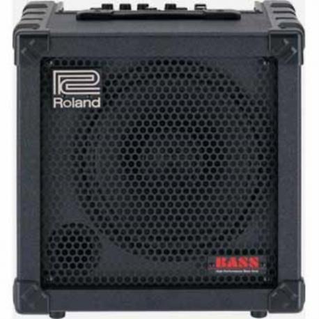 """Amplificador de Guitarra ROLAND COMBO BAJO ELEC. 30W, 1X10"""" MOD. CB-30 8003252 - Envío Gratuito"""