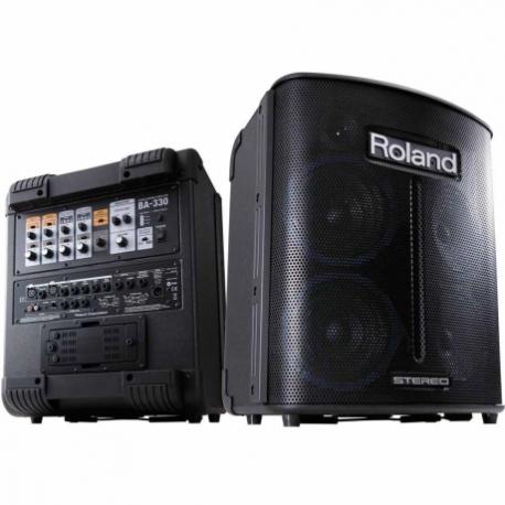 "Amplificador de Guitarra ROLAND COMBO USOS MULTIPLES ,4X6.5""+2TW MOD. BA-330  8003234 - Envío Gratuito"