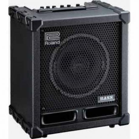 """Amplificador de Guitarra ROLAND COMBO BAJO ELEC. 60W,1X10""""+TWEET MOD. CB-60XL  8003232 - Envío Gratuito"""