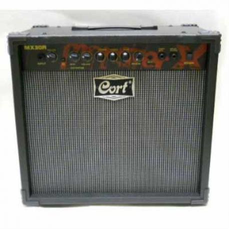 """Amplificador de Guitarra CORT COMBO GUITARRA ELEC. 30W, 1X10"""" MOD. MX30R 8001419 - Envío Gratuito"""