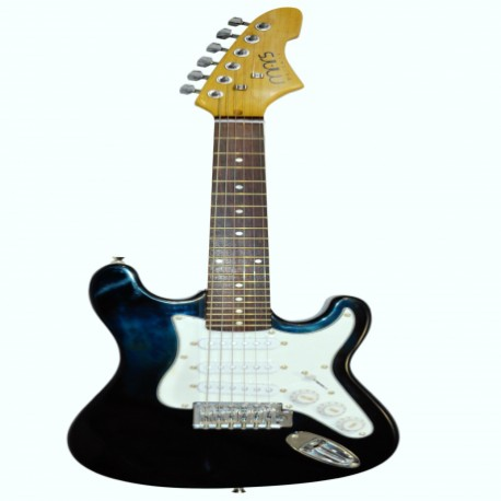 Guitarra Eléctrica MARS GUITARRA MARS ELECTRICA MEGJR-50 PACK ISMASMEGJR50PKBLK - Envío Gratuito