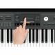 Pianos Digital YAMAHA Piano Clavinova CVP Profesional Negro Brillante  NCVP609PE - Envío Gratuito