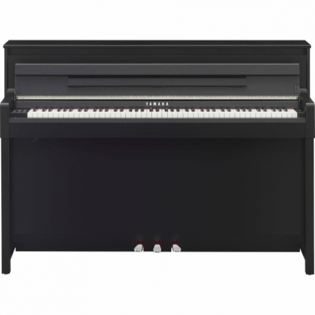 Pianos Digital YAMAHA Piano Clavinova CLP, Negro Mate  NCLP585B - Envío Gratuito