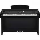 Pianos Digital YAMAHA Piano Clavinova CVP Intermedio Negro Brillante  NCVP605PE - Envío Gratuito