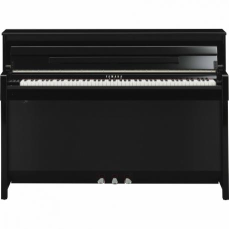 Pianos Digital YAMAHA Piano Clavinova CLP, Negro Brillante  NCLP585PE - Envío Gratuito
