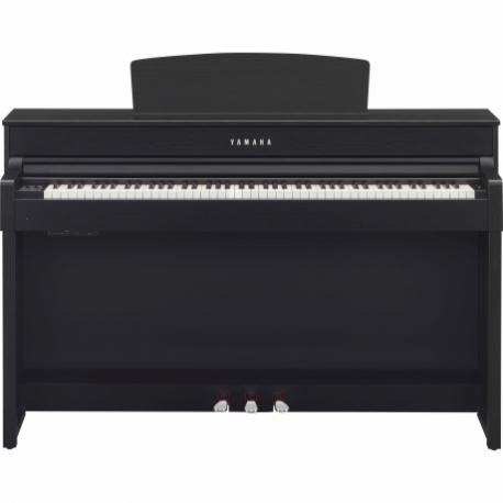 Pianos Digital YAMAHA Piano Clavinova CLP, Negro Mate NCLP545B - Envío Gratuito