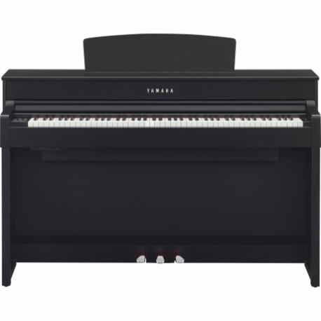 Pianos Digital YAMAHA Piano Clavinova CLP, Negro Mate  NCLP575B - Envío Gratuito