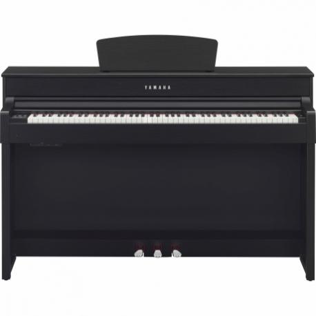 Pianos Digital YAMAHA Piano Clavinova CLP, Negro Mate  NCLP535B - Envío Gratuito