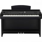Pianos Digital YAMAHA Piano Clavinova CVP Intermedio Negro Mate  NCVP605B