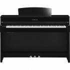 Pianos Digital YAMAHA Piano Clavinova CLP, Negro Brillante NCLP545PE