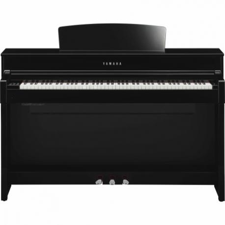 Pianos Digital YAMAHA Piano Clavinova CLP, Negro Brillante  NCLP575PE - Envío Gratuito