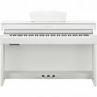 Pianos Digital YAMAHA Piano Clavinova CLP, Blanco  NCLP535WH