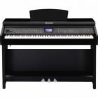 Pianos Digital YAMAHA Piano Clavinova CVP Básico Negro Brillante  NCVP601PE