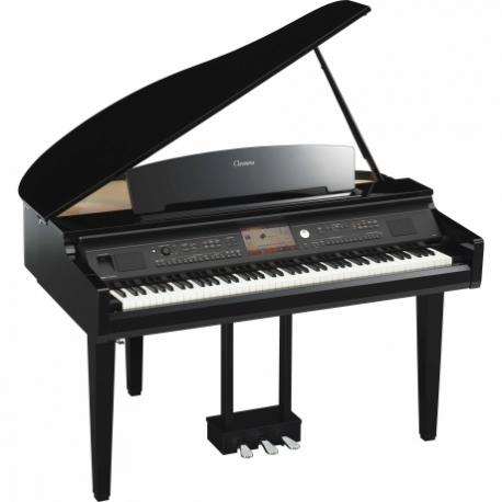 Pianos Digital YAMAHA Piano clavinova CVP Profesional tipo GP  NCVP709GP - Envío Gratuito