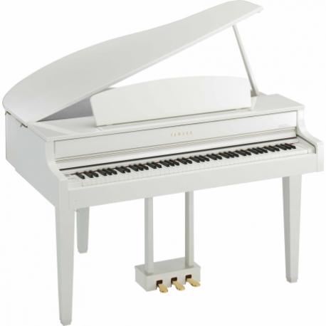 Pianos Digital YAMAHA Piano Clavinova CLP, Blanco tipo GP  NCLP565GPWH - Envío Gratuito